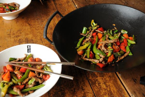 Wok – Chop Suey