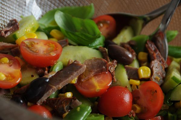 Rask salat