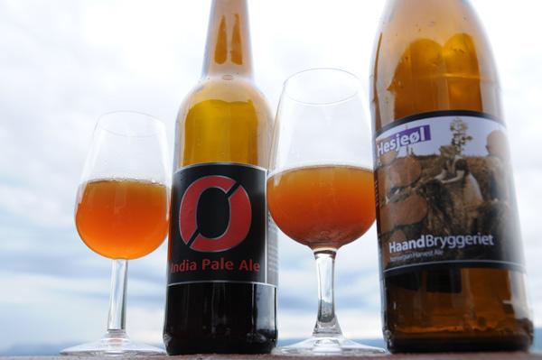 Øl- og pølsesmaking