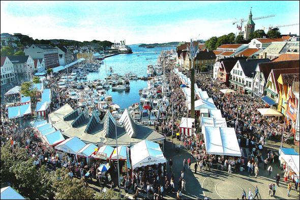 Superkokken følger Gladmatfestivalen i Stavanger!