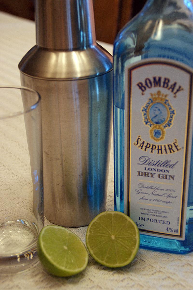 Gin tonic oppskrift