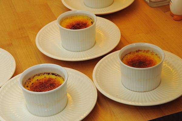 Crème Brûlée – varm eggepudding