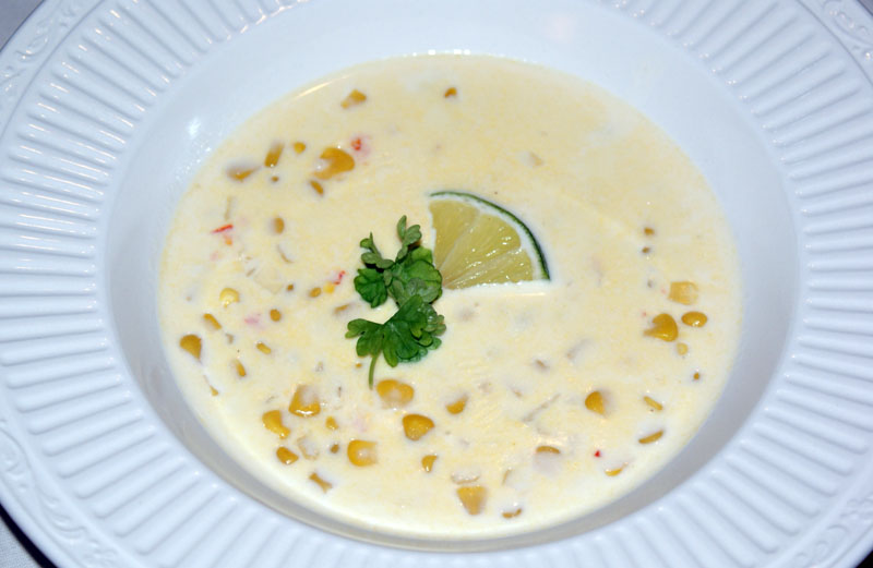 Creamed Corn Soup