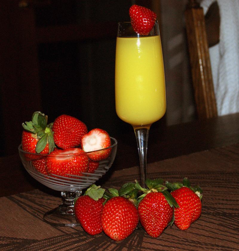 Helgens drink – Mimosa
