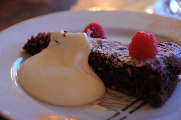 Sjokoladekake med lime