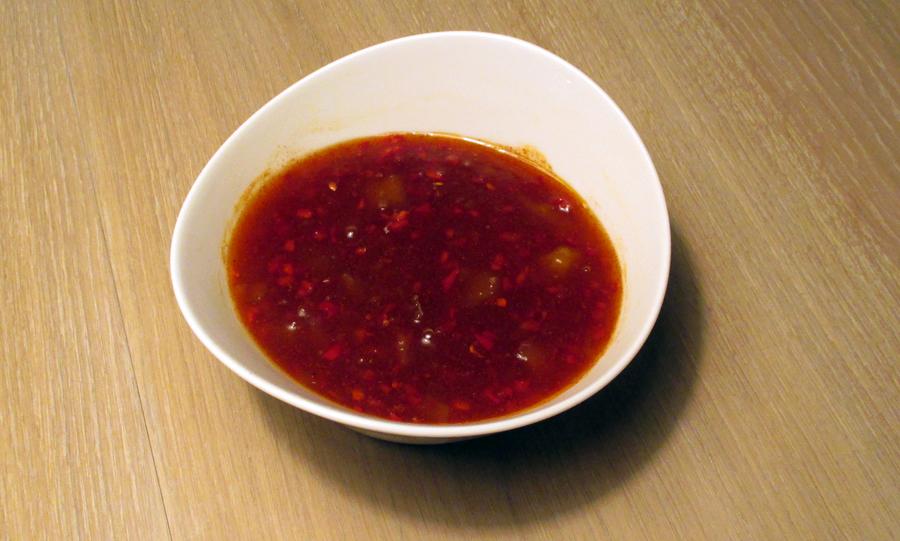 Hot Mango Sauce